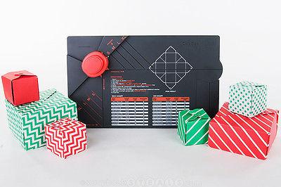 Punch Board Gift Box