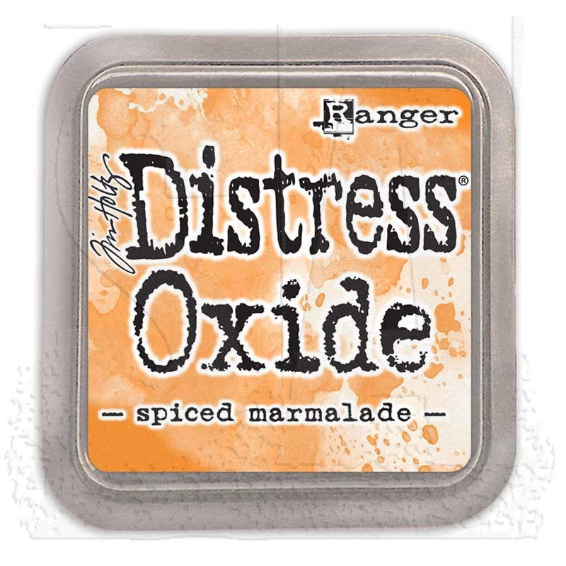 Tinta Distress Oxide Spiced Marmalade