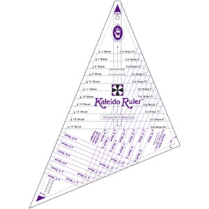 Plantilla Kaleido-Ruler