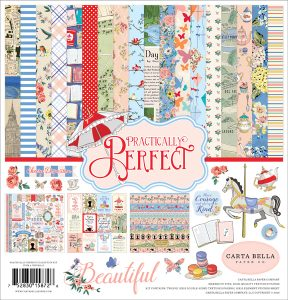 Practically Perfect - Carta Bella
