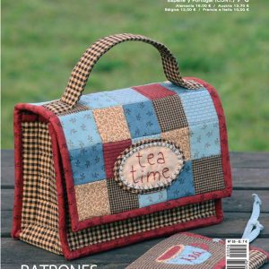 Revista Patchwork Secret. N.55