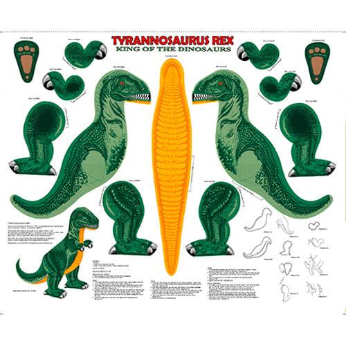 Panel Tyranosaurus Rex