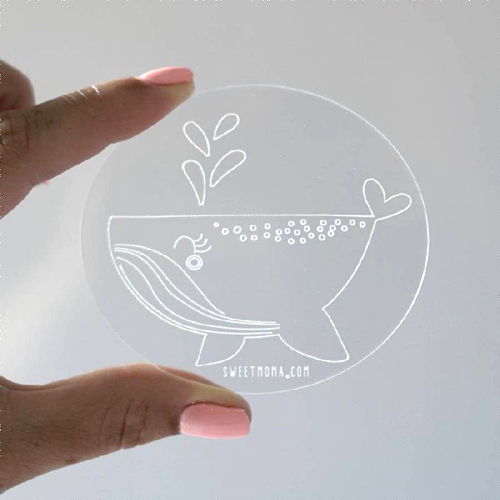 metacrilato ballena