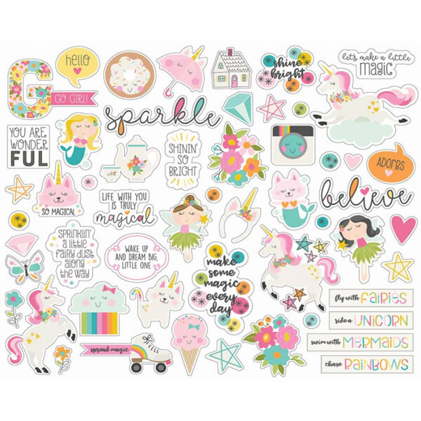 kit die cuts dream big