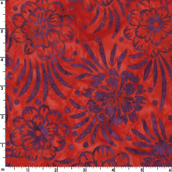 Batik Patch medidas