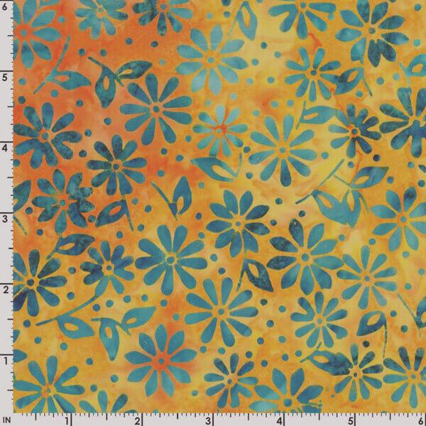 Batik patchwork medidas