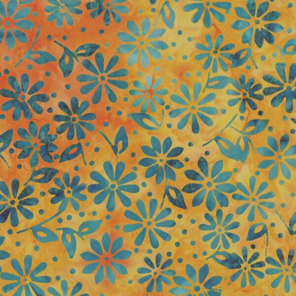 Batik patchwork