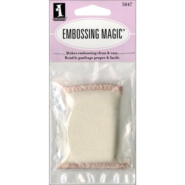 Embossing Powder prep