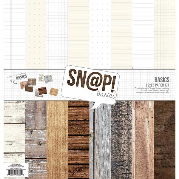 Paper Kit Basics
