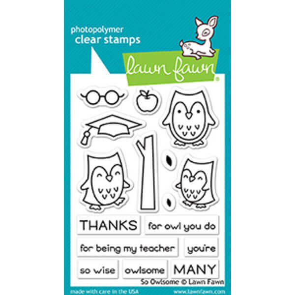 Stamps Lawn Fawn