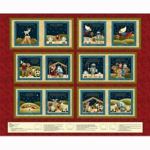 Panel Libro Navidad