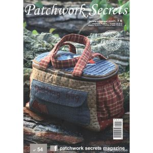revista patchwork secrets número 54