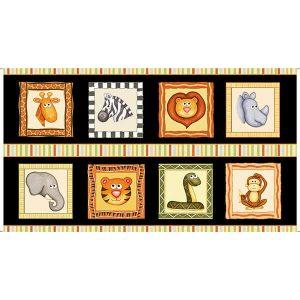 Panel de animales