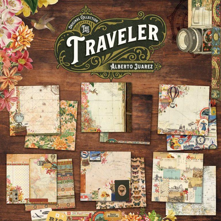 Colección Traveler de Alberto Juárez