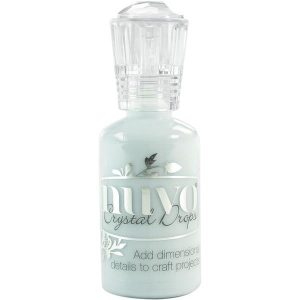 nuvo glow drops duck egg blue