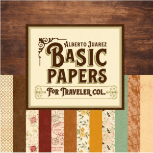 Basic Papers for Traveler de Alberto Juarez