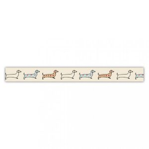 washi tape perros