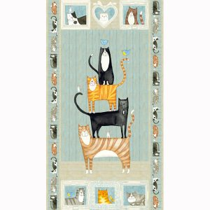 Panel gatitos