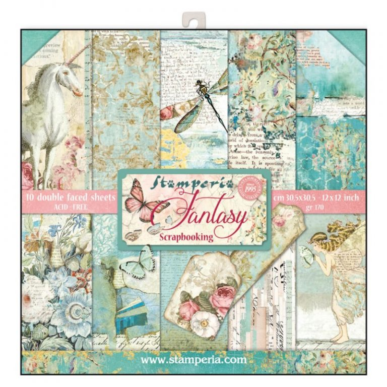 kit de scrapbooking wonderland