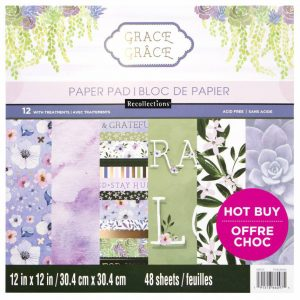paper pad grace recollections