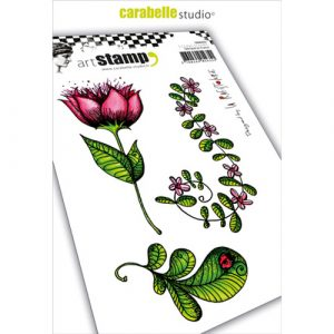 stamp nature carabelle