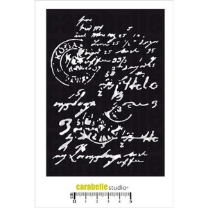 stencil courrier carabelle