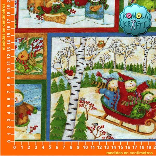 Tela Winter Woodlands 1