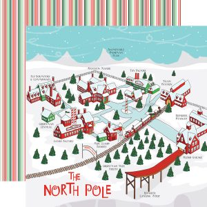 Papel-North-Pole
