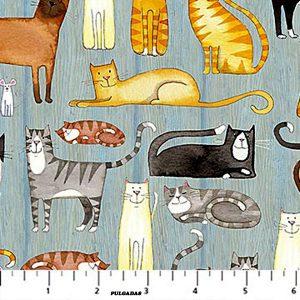 Tela-gatos