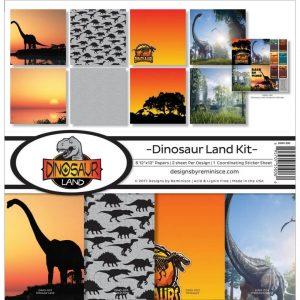 kit dinosaur land reminisce