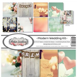 kit modern wedding