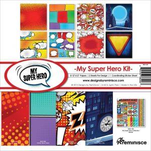kit my super hero kit