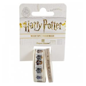 set de washi tapes harry potter