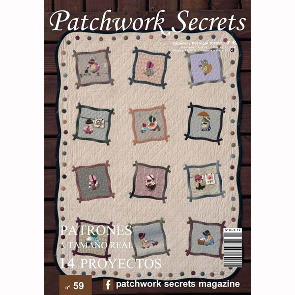 Patchwork Secrets No59