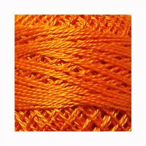 Valdani N 204 Bright Orange Coral