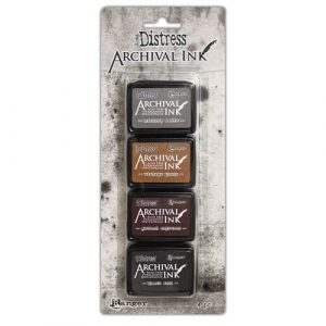 mini tim holtz distress archival ink