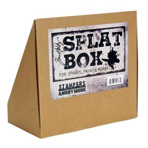 splat box tim holtz