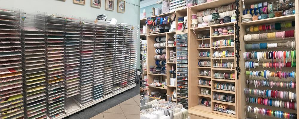 tienda manualidades scrapbooking madrid