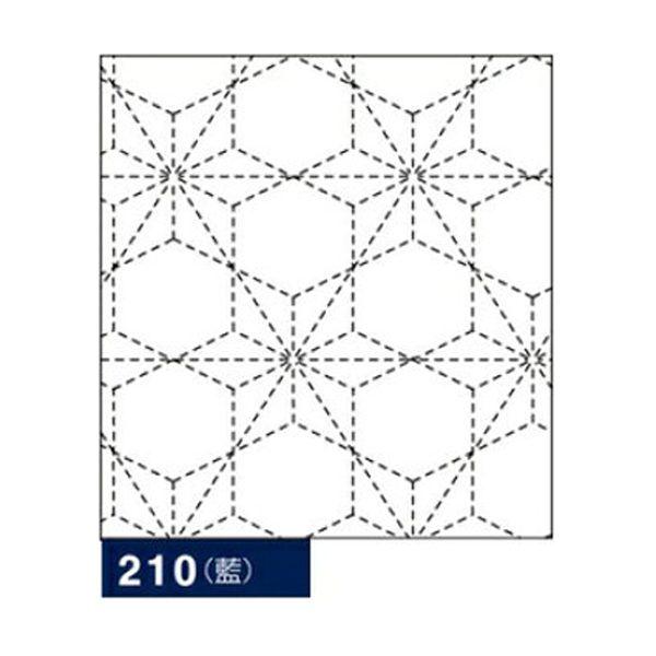 tela impresa sashiko nº210