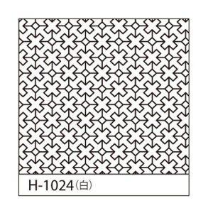 tela impresa sashiko H1024