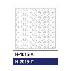 tela impresa sashiko H2015