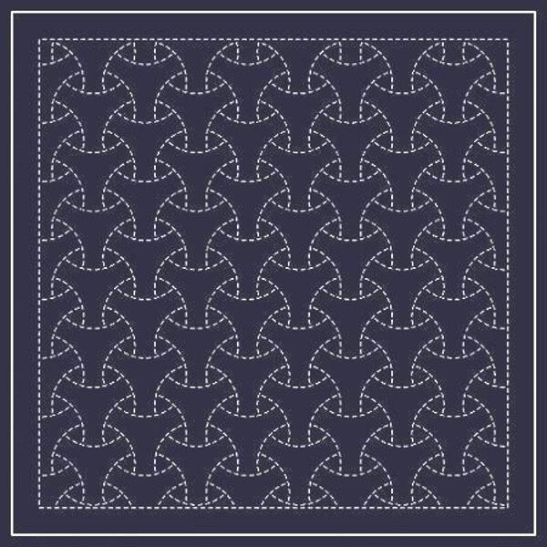 tela impresa sashiko H 2015