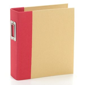 Snap Binder Red