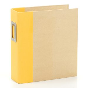 Snap Binder Yellow
