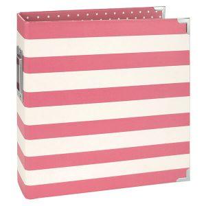 Snap Designes Binder Pink