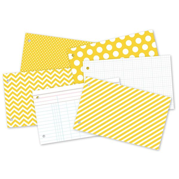 Yellow Snap Binder 2