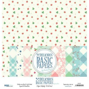 kit delicious basic papers quim diaz