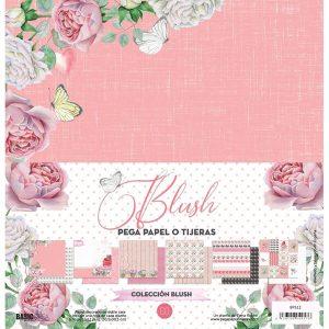 kit papeles blush