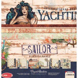 kit papeles sailor