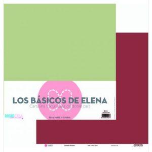 papel basico 12x12 colores mediterraneos